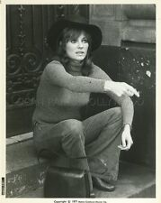JACQUELINE BISSET SECRETS 1971 VINTAGE PHOTO ORIGINAL