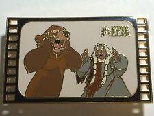 Disney Auctions DA Brother Bear Kenai & Tanana Film Frame LE 100 RARE Pin