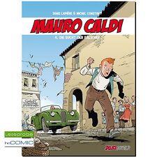Mauro Caldi 4 Die Bucht Lapiere RENNFAHRER Franko Belgisch COMIC 50er Salleck