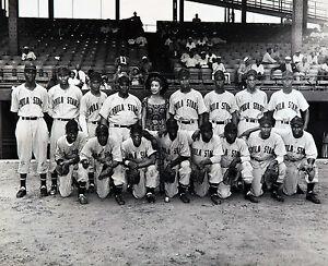 1940 PHILADELPHIA STARS 8X10 TEAM PHOTO BASEBALL PICTURE NEGRO LEAGUE