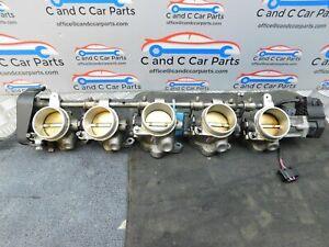 BMW E60 E61 M5 E63 E64 M6 S85  V10 Throttle Body Links  Left side Bank    4B4A