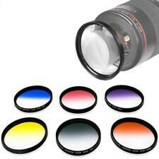 52MM Multi-Coated Graduated Color Filter Set for Sigma 30mm f/1.4 DC DN Lens