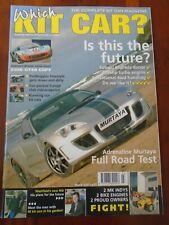 Which Kit Car? Mar 2007 MDA GT40, Adrenaline Murtaya, MK Indy