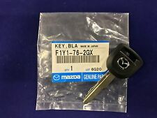 Genuine OEM Mazda OEM Transponder Key 2 3 6 Miata RX-8 F1Y1-76-2GX USA SELLER