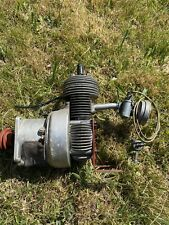 Vintage HRD 2 Stroke engine. Vincent engine. Vincent Motorcycle 1950's