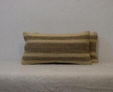 8'' x 16'' Pillows Lumbar Pillow cover,Small Pair Pillows,Set pair Pillows