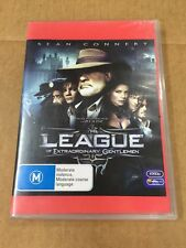 The League Of Extraordinary Gentlemen DVD With Sean Connery DVD