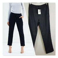 [ SPORTSCRAFT ] Womens Navy Relaxed Pants NEW $159.99 | Size AU 8 or US 4
