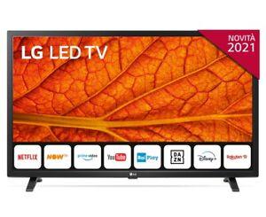"""LG SMART TV 32"""" 32LM6370 FULL HD LED TELEVISORE NETFLIX DISNEY DAZN YOUTUBE NERO"""