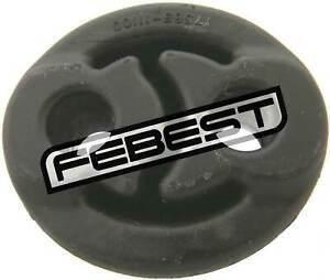 TEXB-008 Genuine Febest EXHAUST PIPE MOUNTING BRACKET 96316782, 0852518, 1027374