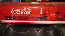 1/32 KENWORTH T700 SEMI TRUCK AND TRAILER DELIVERY COCA COLA   # 340811  LAST 1