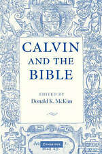 Calvin and the Bible