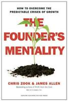 The Founder's Mentality: How to Overcome the Predictable Crises of Growth: Used