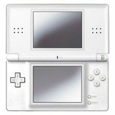 Console bianca tinta unita portatile per videogiochi