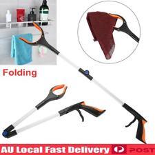 Foldable Pick Up Gripper Grabber Reacher Kitchen Litter Picker Help Hand Tool