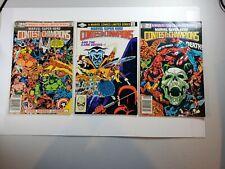 Marvel Contest of Champions 1-3! Poor copies