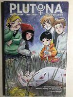 PLUTONIA (2016) Image Comics TPB 1st FINE-