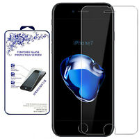 For Apple iPhone 7 [Tempered Glass] Screen Protector 0.26MM 9H Glass
