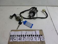 Honda Deauville NT650 Bj´98 RC47 /0170; Schloßsatz Zündschloss mit 2 Schlüssel