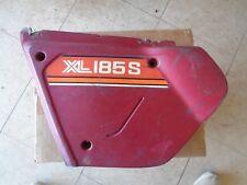 Honda XL185S Left Side Cover 1980 Used