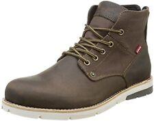Levis Jax, Mens Boots, Brown Dark Brown 29, 6.5 UK 40 EU