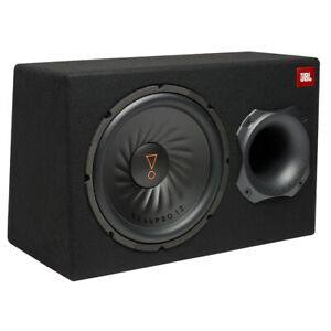 """JBL BassPro 12"""" 450W Car Powered Subwoofer System *SUBBP12"""