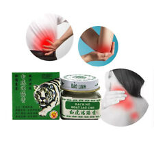 20g White Tiger Balm Pain Relief Muscle Ointment Massage Rub Muscular Aches