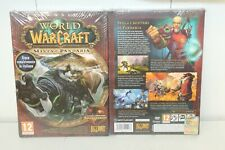 WORLD OF WARCRAFT MISTS OF PANDARIA - PC 2 dischi completo IN ITALIANO