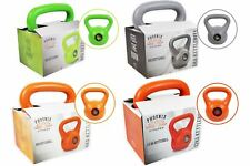Kettle Bell Gym Workout Weights Strength Equipment HIIT Training High Intensity