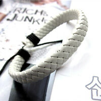 Man Women Woven Bracelet Handmade Hand Wristband Hand Chain Jewelry New LE
