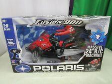 2006 POLARIS R/C SNOWMOBILE *FUSION 900*  (SEALED)  1:6
