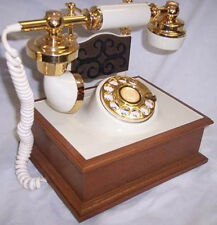 AMERICAN TELECOMS DECORATOR CRADLE PHONE 1970s