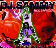 DJ Sammy Life is just a game (1995, feat. Carisma) [Maxi-CD]