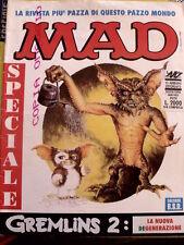 MAD n°1 1990 Gremlins 2 di Mort Drucker  ed. BSD   [G.253]