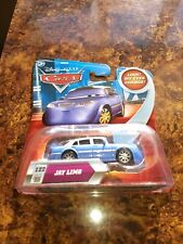 DISNEY PIXAR CARS 1 2 3 Moulé Sous Pression 1:55 JAY LIMO #122 FINAL LAP-très rare UK!
