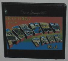 "Bruce Springsteen 2"" x 2"" Greetings from Asbury Park Album Pin"