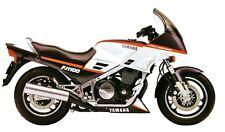 Seat Cover for Yamaha FJ 1100 and Yamaha FJ 1200 in black