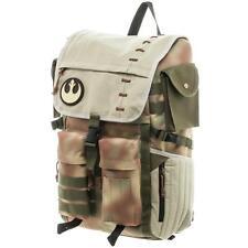 BRAND NEW Star Wars Rogue One Rebel Endor Commando Backpack