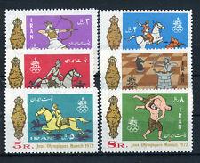 Asien - Olympische Spiele 1972