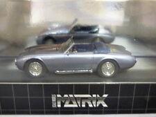 Matrix Scale Models Maserati A6GCS Frua Spider Grey Met Blue