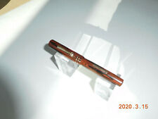 Wahl Eversharp rosewood flat top - excellent condition - no nib.