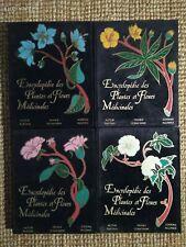 Encyclopédie las Plantas y las Flores Hierbas por Paul Oury Ed. Anillo 19