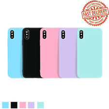 For iPhone SE 2020 11 Pro Max XR X XS Max Case Cute Rubber TPU Shockproof Cover