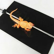 Heat Mat 15x28cm 7W Reptile Brooder Incubator Pet Heating Pad Brew US/EU Plug ZM