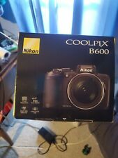 Nikon COOLPIX B600 Digital Camera (Black) 26528