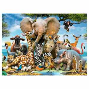 1000 Pieces Children Educational Toy Kids Colorful Paper Kids Disassemble Toy