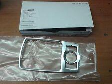 NEU Original Audi A6 4F MMI Chrom Blende Ring 4F0864260A Bedienkonsole Radio Nav