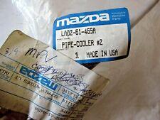 Mazda MPV OEM Pipe Cooler #2 LA02-61-465A! New NOS, 1989-1993 MPV, A/C Air