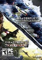Air Conflicts: Bundle Brand New WWII Flight Simulator