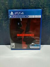 Hitman III 3 Deluxe Edition Sony PlayStation 4 VR PSVR PS4 PS5 Game